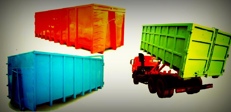 1 куб мусора