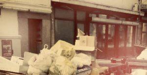 Отходы в Видном