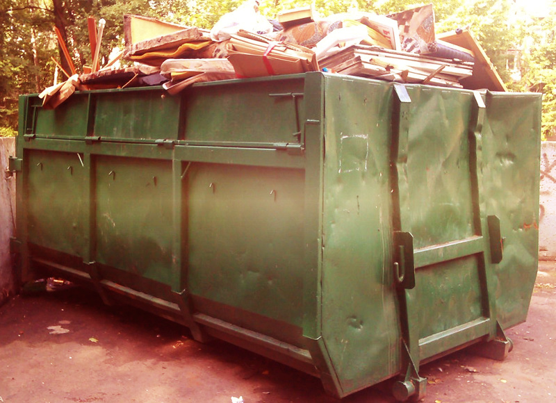Отходы в Жуковском