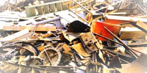 Уборка мусора в Пушкино