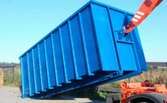 контейнер для вывоза мусора в Электростали