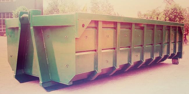 Вывезти бытовой мусор