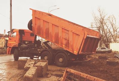 Вывезти мусор из СВАО