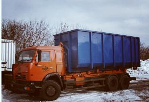 Вывезти мусор КАМАЗом в Видном
