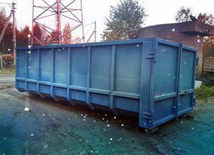 Вывоз мусора 20 м3