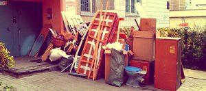 Вывоз мусора из квартиры