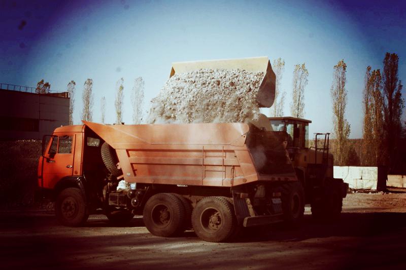 Вывоз мусора в МО