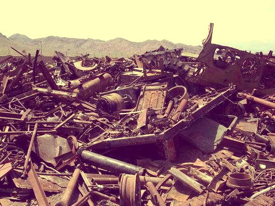 Вывоз промышленных отходов в Барвихе