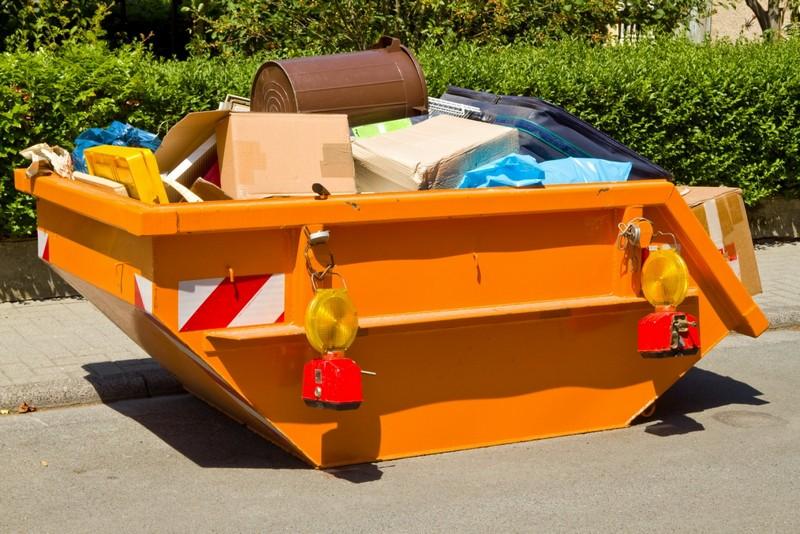 Вывоз мусора в Бужарово контейнерами ЗИЛ