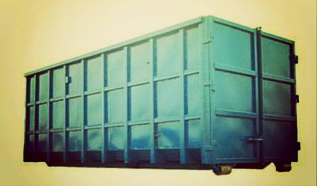 Вывоз мусора в частном секторе