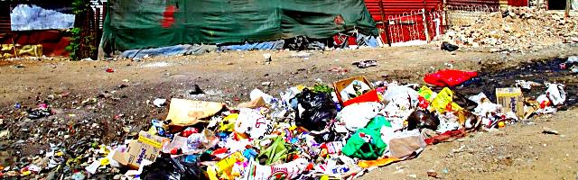 Служба вывоза мусора в Дедовске
