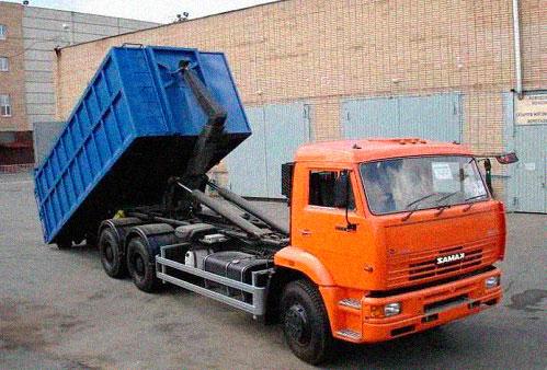 Вывоз мусора в Дмитрове