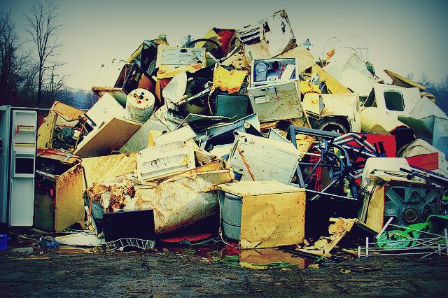Вывоз мусора в Клинском районе