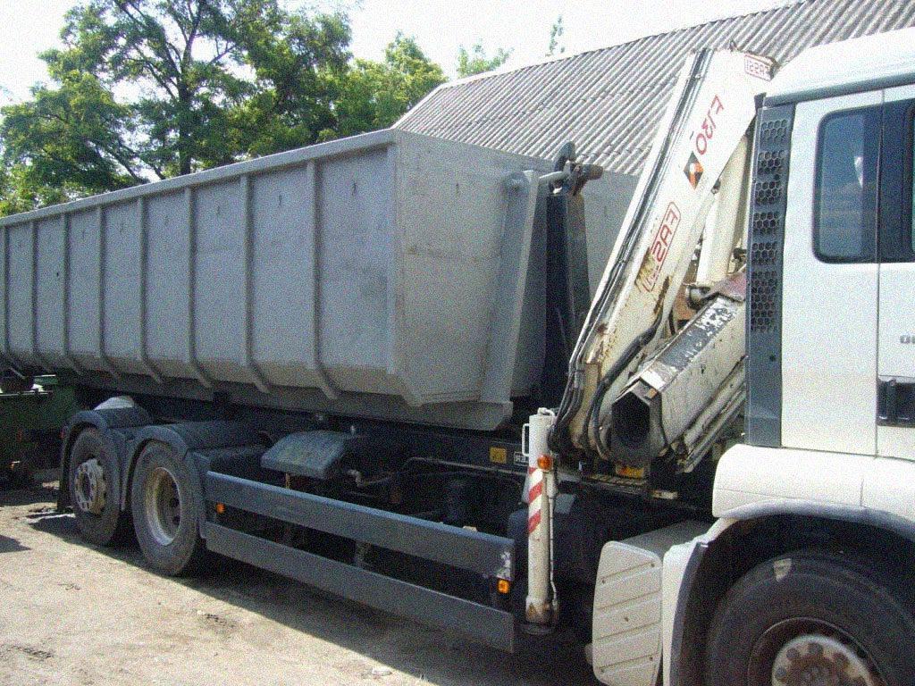 вывоз мусора в Ногинске контейнерами