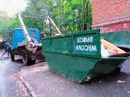 Вывоз мусора в Реутове дешево