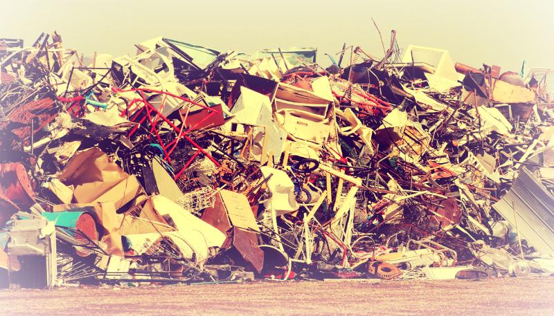 Вывоз мусора в Солнцево