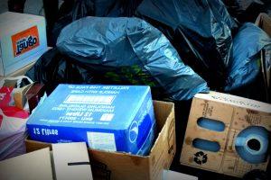 цены на вывоз мусора в Ступино