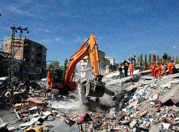 Вывоз строительного мусора в Фирсановке